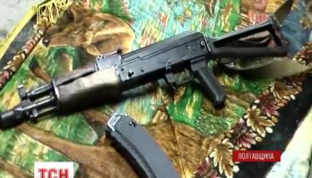 СБУ затримала диверсантів, які планували серію терактів на Полтавщині