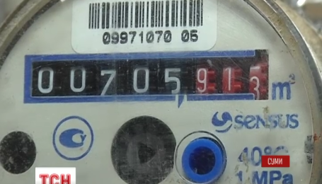 В Сумах горожан заставляют платить за воду от пяти до десяти раз больше