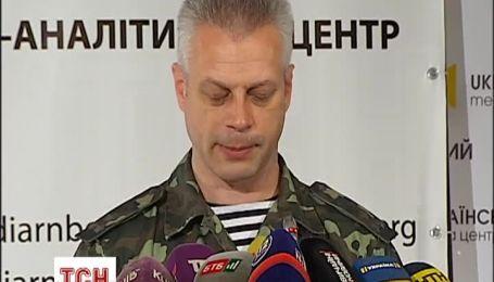 Террористы при поддержке российских войск проводят контратаки