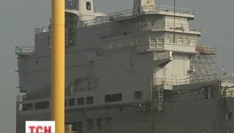 """США шукають нову гавань для вертольотоносців """"Містраль"""", які в Парижа замовляла Москва"""