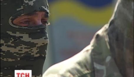 Батальон добровольцев «Золотые ворота» не пускают воевать в зону АТО