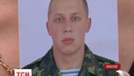 Олексія Волкова - десантника, який потрапив під артобстріл під Зеленопіллям - розшукує його родина