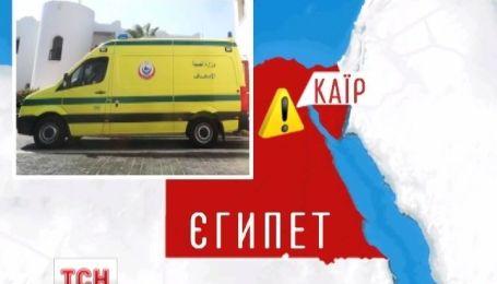 Масштабная автокатастрофа на юге Египта