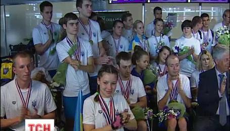 Украинская сборная паралимпийцев победила в чемпионате Европы по плаванию