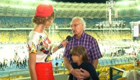 Семья Святослава Вакарчука приехала поздравить группу из 20-летием