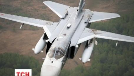 """Український """"Су-24"""" успішно приземлився після обстрілу терористами"""