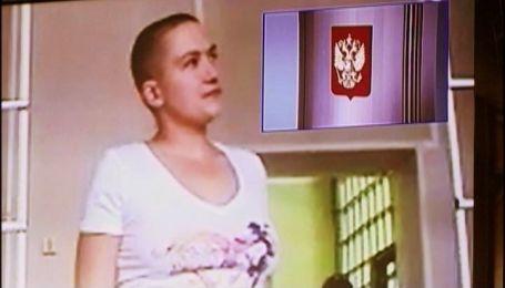 Ролик на підтримку Надії Савченко німецькою мовою