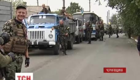 13 батальон теробороны не отпускают на отдых