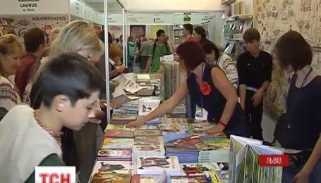 В рамках международного форума издателей, будут собирать книги украинской для читателей на Востоке