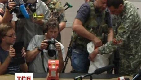 Терористи віддали самописці з пасажирського лайнера