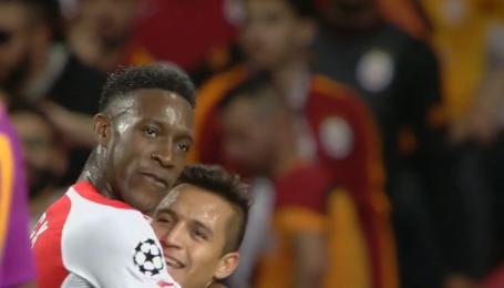 Арсенал - Галатасарай - 1:0. Відео голу Уелбека