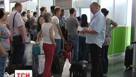 У аеропорту Бориспіль значно посилили безпеку