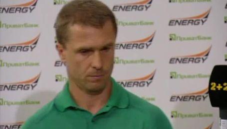 Ребров: курс на українізацію Динамо триватиме