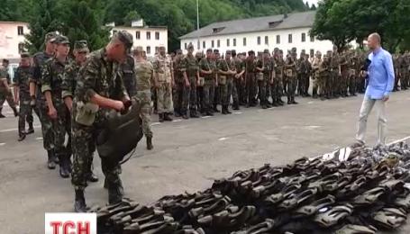 Независимой Украинской армии исполнилось 4 месяца