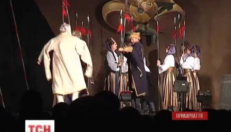 В Коломые открылся традиционный театральный фестиваль «Коломыйские представления»