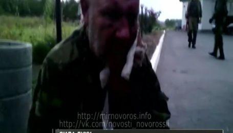 Військовий в очі бойовикам заявив, що Донбас - це Україна