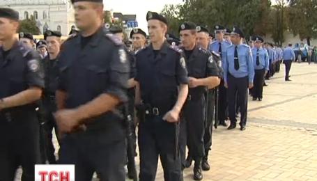 Міліція готується охороняти громадський спокій у День Незалежності