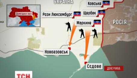 Українська армія залишила Новоазовськ і готується обороняти Маріуполь
