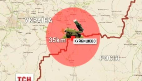 Росіяни на кордоні з Україною розгорнули підрозділ протиповітряної оборони