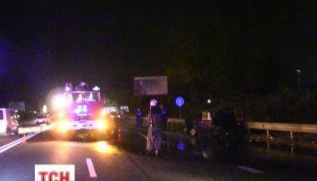 Один человек погиб в автомобильной аварии на въезде в Борисполь