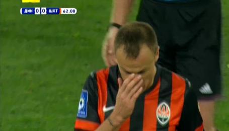 Динамо - Шахтар - 0:0. Вилучення Шевчука