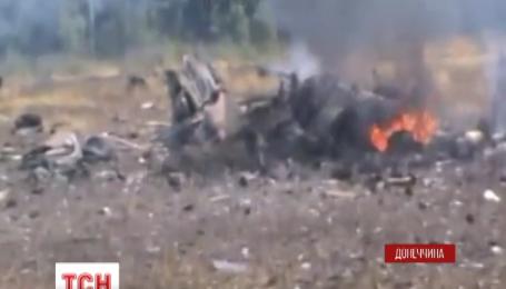 Українські штурмовики СУ-25 збили з території Росії