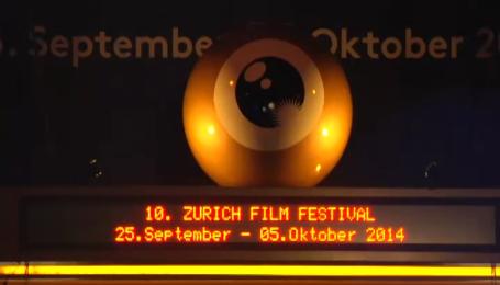 Десятий ювілейний кінофестиваль відбувся в Цюриху