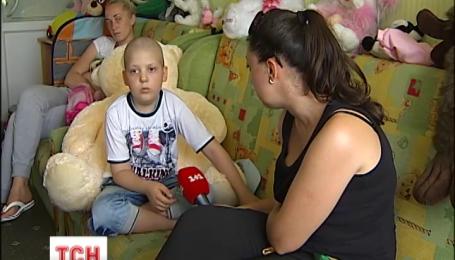 Через 5 лет борьбы с раком мальчик полностью выздоровел