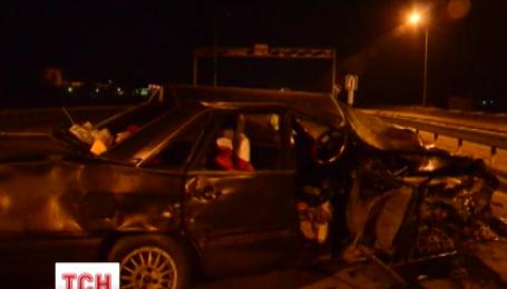 Восьмеро людей опинилися в лікарні через непоступливість водіїв іномарок