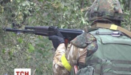 За Іловайськ йдуть запеклі бої між силами АТО та терористами
