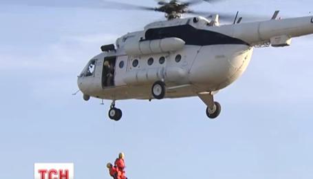 В зону АТО отправляется специально подготовленный вертолет
