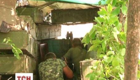 Оператор Reuters зняв будні військових у зоні АТО
