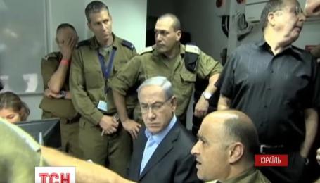 Руководство Израиля не исключает наземной операции в секторе Газа