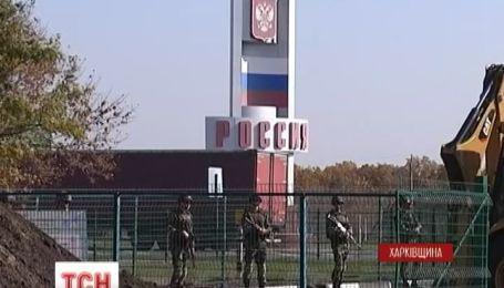 Великая стена вдоль украинско-российской границы появится за три года