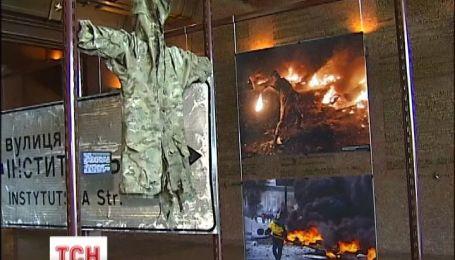 """В Національному музеї історії війни - відкрили виставку """"Апокаліпсис двадцятого століття"""""""