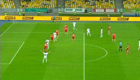 Топ-5 голів 4 туру: гол Артема Кравця