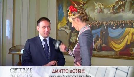 Дмитро Добкін не приховує, що до парламенту пройшов завдяки імені брата