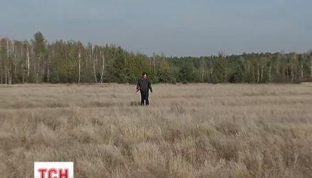 Корреспонденты ТСН разыскали еще 14 гектаров земли, которые принадлежат Олегу Ляшко