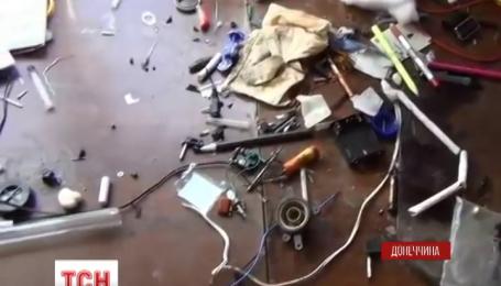 У школі Слов'янська українські військові знайшли лабораторію з виготовлення вибухівки