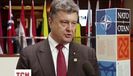 Порошенко рассказал о договоренности с лидерами западных стран
