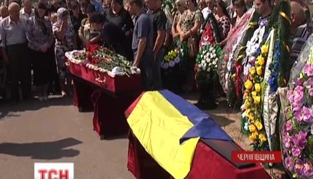 Черниговщина попрощалась сегодня с героем - Дмитрием Полегенько