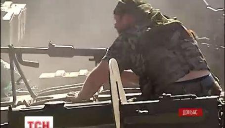 Украинские военные в Донбассе соблюдают перемирие