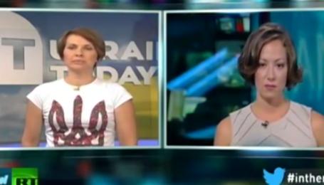 Ukraine Today атакує кремлівський канал