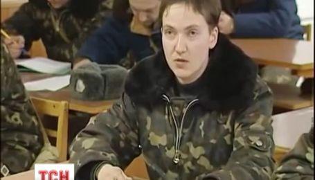 Украина требует немедленного освобождения летчицы Савченко