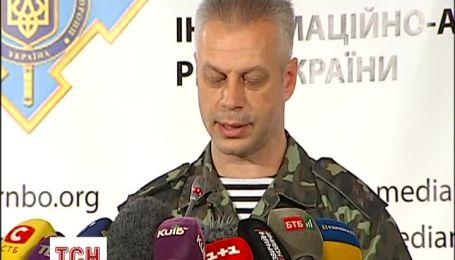 После прекращения огня ситуация на Донбассе остается напряженной