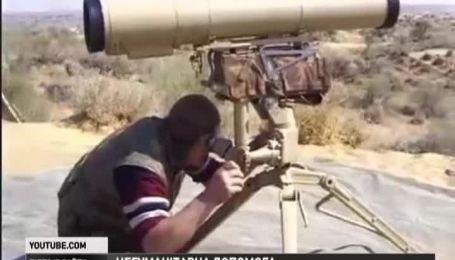 ХАМАС обладает российскими ракетами