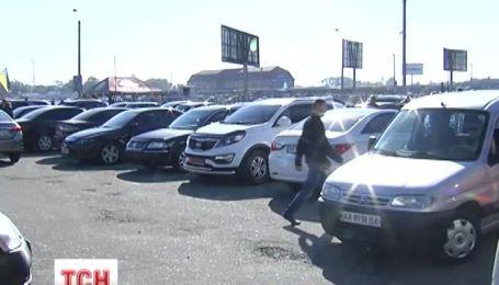 В Україні почали частіше красти автомобілі