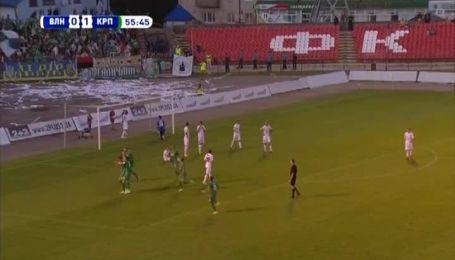 Волинь - Карпати - 0:2. Відеоаналіз матчу