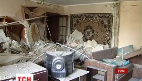 В Сумах самоубийца-неудачник вызвал взрыв газа