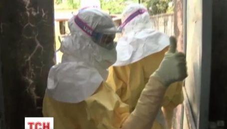 У Бельгії та Польщі шпиталізували пацієнтів із підозрою на вірус Ебола